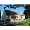 Detached stone cottage near Ullapool northwest Scotland