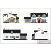 PRICE LOWERED-NEW 4 BEDROOM, SEA VIEW, DETATCHED STOREY AND A HALF DORMER BUNGALOW